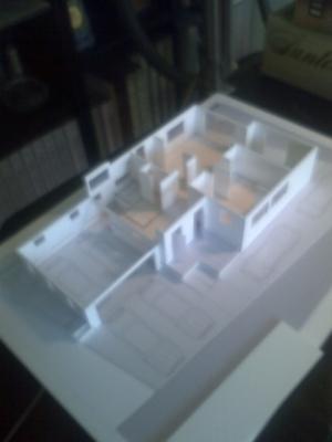 1階周り建て方完了