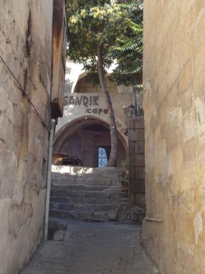 アヴァノスの街並1