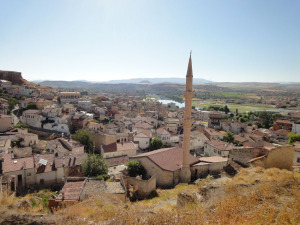アヴァノスの町、俯瞰