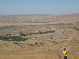 ハットゥシャシュ遺跡群