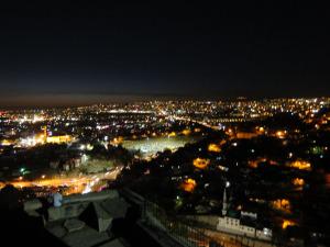 アンカラの夜景